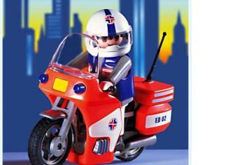 Playmobil - 3924 - Paramedic