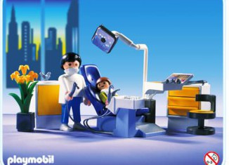 Playmobil - 3927 - Dentist's Office