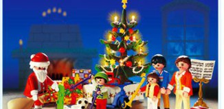 Playmobil - 3931 - Christmas Room