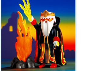 Playmobil - 3932 - Fire Wizard