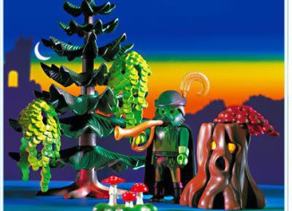 Playmobil - 3933 - Forest Ghost