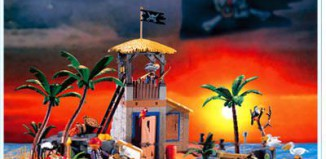 Playmobil - 3938 - Pirate lagoon
