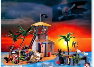Playmobil - 3938 - Repaire des pirates