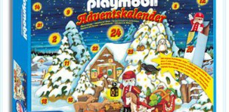 Playmobil - 3942v2 - Advent Calender V - Christmas Forest