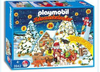 Playmobil - 3942v2 - Advent Calender V - Christmas Forest