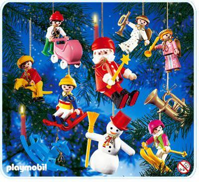 Playmobil - 3943 - Christmas Tree Decoration