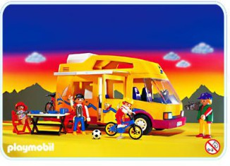 Playmobil - 3945 - Vacation Camper