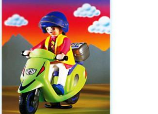 Playmobil - 3946 - Motor Scooter