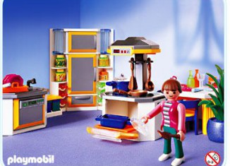 Playmobil - 3968 - Kitchen