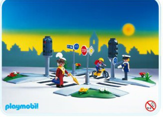 Playmobil - 3987 - Intersection