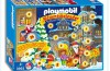 Playmobil - 3993 - Advent Calendar VI - Townsquare Holiday
