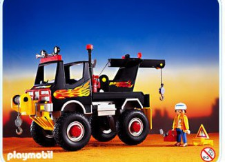 Playmobil - 3994 - Power Truck