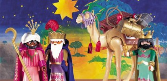 Playmobil - 3997 - Three Wise Kings