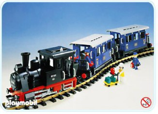 Playmobil - 4000 - Passenger Train