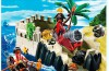 Playmobil - 4007s2 - super set pirates` stronghold
