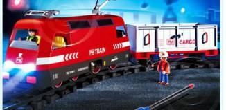 Playmobil - 4010 - Tren de mercancías