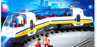 Playmobil - 4011 - Radio Control Express with Light