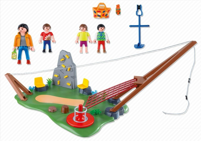 Playmobil 4015 - SuperSet Activity Playground - Back