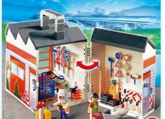 Playmobil - 4043 - Take Along Construction