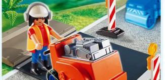 Playmobil - 4044 - Asphalt Cutter