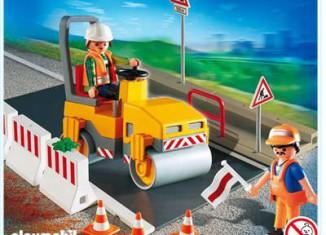 Playmobil - 4048 - Steamroller