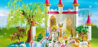 Playmobil - 4056 - Fairy land castle