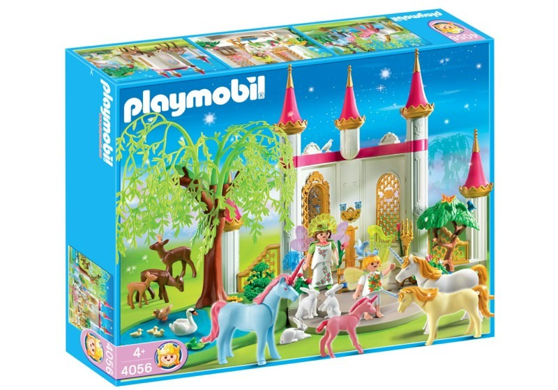 Playmobil 4056 - Fairy land castle - Box