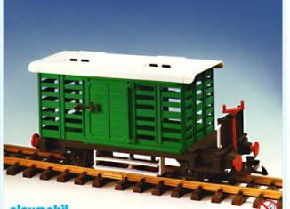 Playmobil - 4101 - Cattle Car