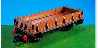 Playmobil - 4104 - Flat Bed Car