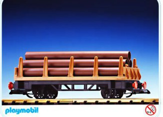Playmobil - 4105 - Pipe Car