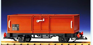 Playmobil - 4110 - Open Freight Car