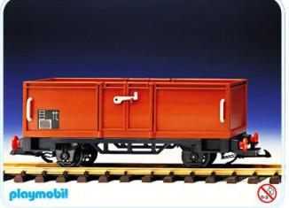 Playmobil - 4110 - Open Freight Car