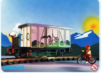 Playmobil - 4115 - Freight Car