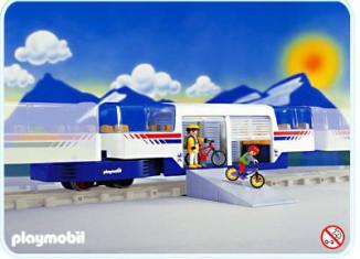 Playmobil - 4119 - Express Train Car