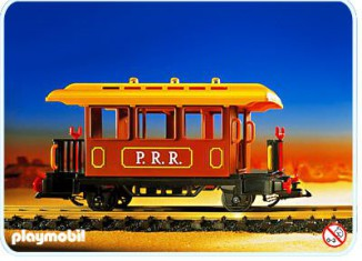Playmobil - 4120 - Western Passenger Car