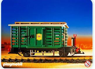 Playmobil - 4121 - Western Cattle Car