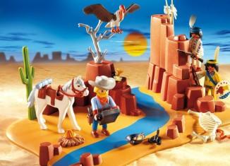 Playmobil - 4130 - Western Super Set