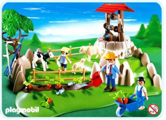 Playmobil - 4131 - SuperSet Landleben