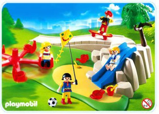 Playmobil - 4132 - SuperSet Playground