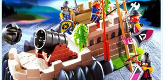 Playmobil - 4133 - SuperSet Castle