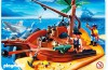 Playmobil - 4136 - superset isla pirata