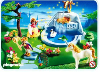 Playmobil - 4137 - Dream Garden Super Set