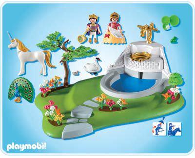 Playmobil 4137 - Dream Garden Super Set - Back