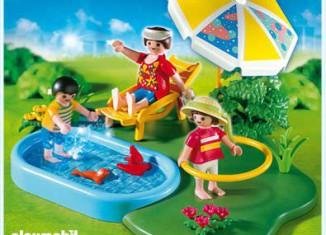 Playmobil - 4140 - Wading Pool