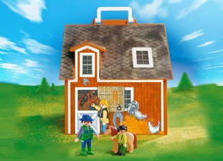 Playmobil - 4142 - My Take Along Farm