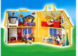 Playmobil - 4145 - My Take Along Doll House