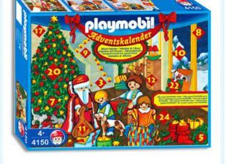 Playmobil - 4150 - Advent Calendar Christmas Eve