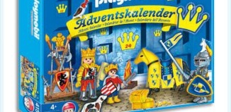 Playmobil - 4153 - Advent Calendar Knights Duel