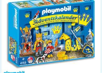 Playmobil - 4153 - Advent Calendar Knights Duel