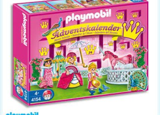 Playmobil - 4154 - Advent Calendar Unicorn Paradise